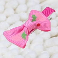 童装专用 货号9903 蝴蝶结发夹 宝宝用 颜色均不指定随机发货